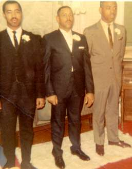 George McCullom, Eugene Campbell, Richard Campbell