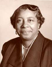 The Late Nettie Mae Benton Keith